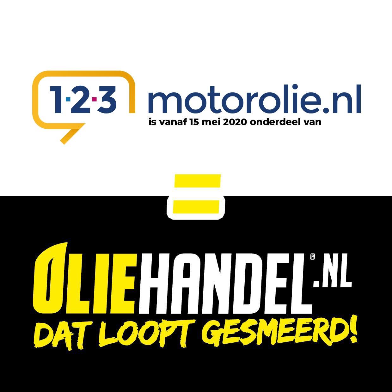 123motorolie.nl onderdeel van oliehandel.nl vanaf 15 mei 2020