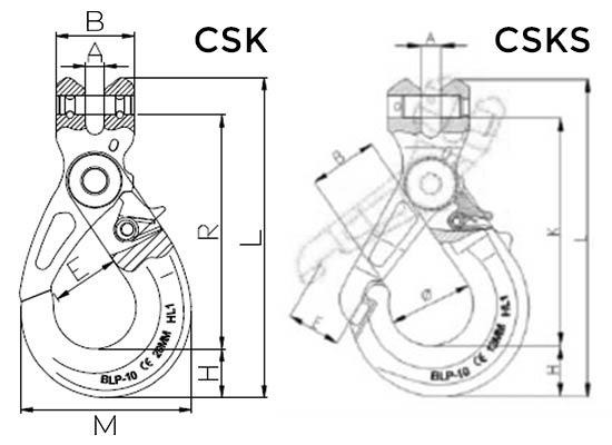 BLP CSK(S) Tech Data
