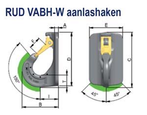 technische info RUD VIP aanlashaak VABH-W