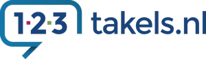 contact 123takels logo